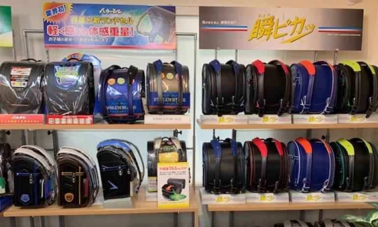水野鞄店ランドセル展示会 東京    (予約不要)